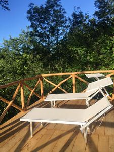 Photo for Homerez last minute deal - Amazing house with balcony