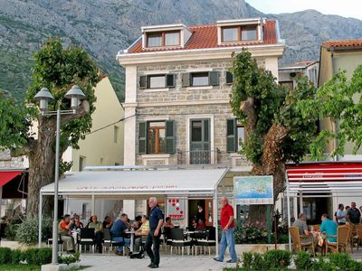 Photo for 2BR Apartment Vacation Rental in Baska Voda