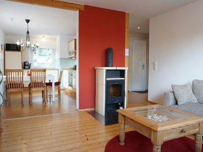 Photo for quiet, close to the center, 5 min. to the train, 3 bedrooms, family friendly, garden