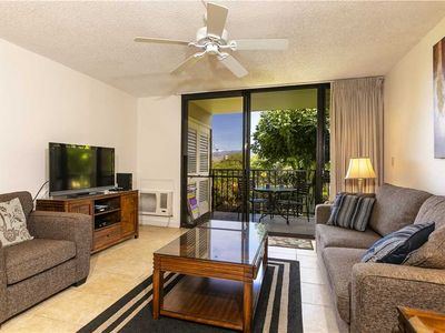 Photo for Four Person, Quiet, One Bedroom Suite at the Kamaole Sands 4-211