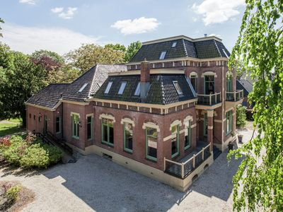 Photo for Former mayors house with sauna, jacuzzi and cinema in Gasselternijveen
