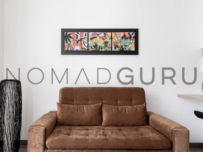 Photo for Luxe Origami Flat by Nomad Guru