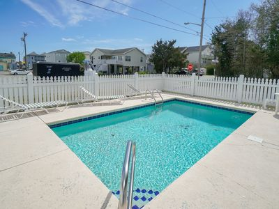 Photo for **DISCOUNTED RATES** FREE LINENS! Short Walk to Beach, Private Pool