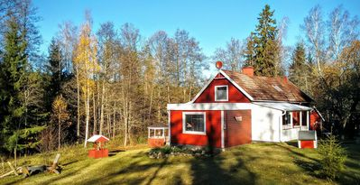 Photo for Holiday house Mörlunda for 1 - 6 persons with 4 bedrooms - Holiday home