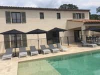 Beautiful new villa, fantastic location and view and very well equiped.
