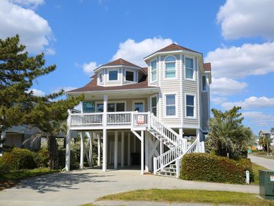 Photo for Great Beach Retreat - Beach Access Directly Across the Street!