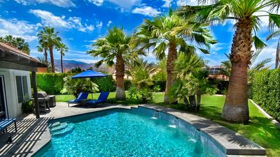 Photo for LARGE, PRIVATE Yard & Heated, Saltwater Pool/Spa • Detached Casita • Smart Home