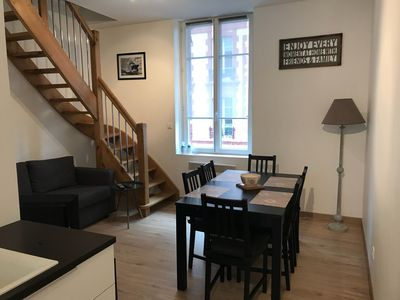 Photo for 2BR Apartment Vacation Rental in Houlgate, Normandie
