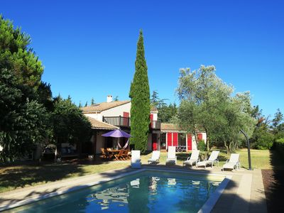 Photo for Villa With Pool & Garden Set Within Private Estate With Beautiful Country Views