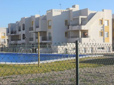 Photo for CABO DE GATA; APARTMENT 2 terraces, golf course, beaches, pools, paddle, plenty of sunshine