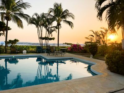 Photo for Tranquil Beach Front Condo