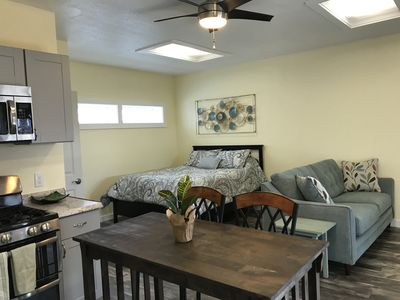 Photo for Charming, private studio close to downtown Paso!