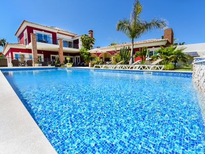 Photo for Big modern Villa, close to beach & city, a house where you won´t miss anything