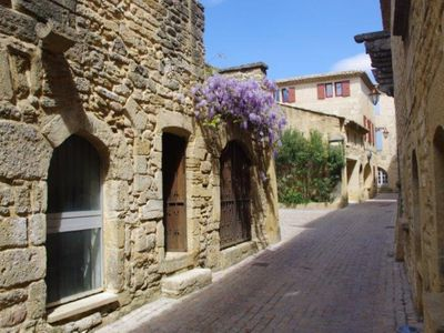 """Photo for """"La Petite Perle"""" character house in a medieval village with immense charm."""