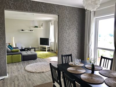 Photo for Luxury apartment in the heart of Mecklenburg in Güstrow!