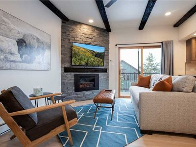 Photo for Fantastic Summer Rates - Newly Remodeled Mountain Modern Condo!