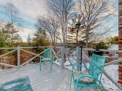Photo for NEW LISTING! Cozy, dog-friendly cottage w/ deck, free WiFi - near attractions