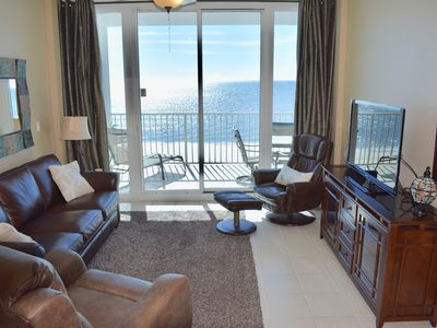 Beautiful Gulf Front 7th floor condo 2BD/2BA w/Bunk Room - Gulf Coast Vacations