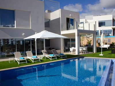 Photo for Great Villa Paradise - Luxury - Costa Adeje ***** Private infinity pool!