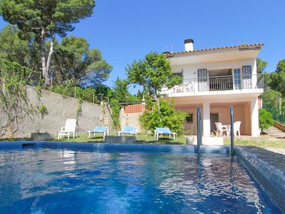 Photo for Club Villamar - Charming villa in peaceful surroundings with private pool and fabulous sea views