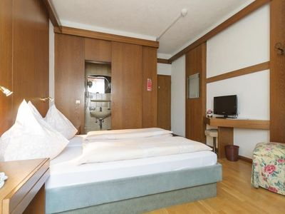 Photo for Single room with shower, toilet - Hotel Tautermann