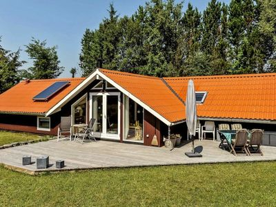 Photo for Vacation home Napstjert in Jerup - 6 persons, 3 bedrooms