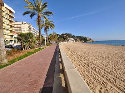Photo for Apartment 400m from the beach, with terrace, air conditioning, wifi, ref: A115 Apartment Samba Lloretholiday