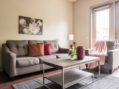 Photo for Be Inspired! Artsy Design Dist 2Br | Near DT