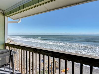 Photo for Direct Oceanfront Unit with AMAZING Views!