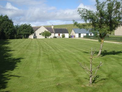 Photo for Country Cottage close to Roseisle beach, Findhorn, Forres and Elgin