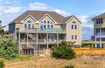 Photo for Premier Oceanfront Home w/ Pool, Hot Tub, Game Rm, Linens, Netflix, Dog-Friendly