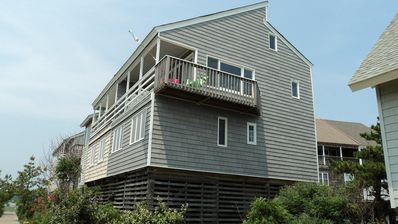 Photo for Fall Getaways! Best Rates! $195nt..$895 wk. Steps to beach! Beautiful 3B/3B