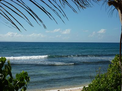 Photo for Villa Creole in front of the sea
