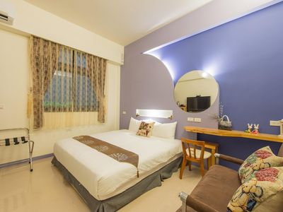 Photo for Double bed in Hualien