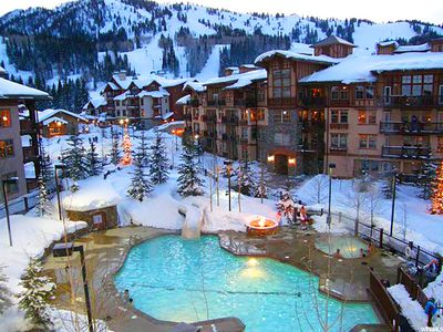 Photo for Wanderlust Suite - Elegantly Ski In/Out Condo with gourmet stocked kitchen