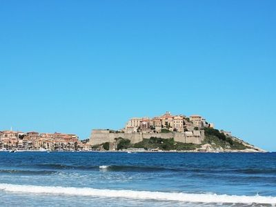 Photo for Studio Calvi at 300m from the beach