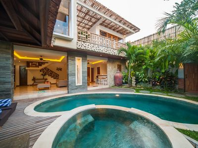 Photo for 3BR 15mins to Beach, Central Seminyak #2