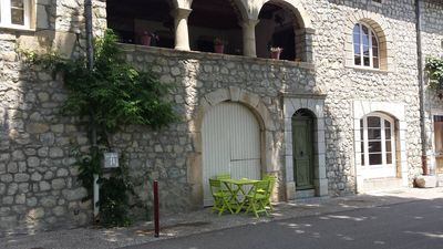 Photo for Apartment 4 pers. For a pleasant stay in Ardeche near vallon Pont d'Arc