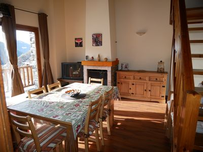 Photo for Beautiful apartment with great views in Ransol, El Tarter