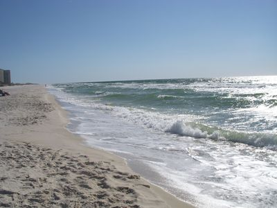 Photo for Beach & Pools open! Direct Gulf Front! 1 BD slps 4, Close drive for many