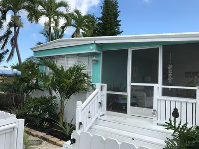 Photo for NOV & DEC 2019 Available -Pineapple House Waterfront-Beach Access-Kayak Included