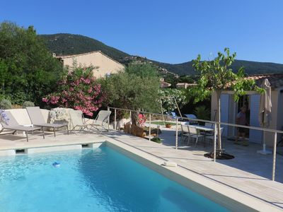 Photo for Beautiful provencal villa with pool nearby beaches golf St Tropez