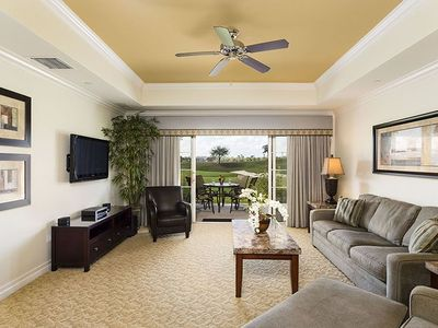 Photo for Ground Floor Condo with Elegant Decor! Only 6 Miles To Disney