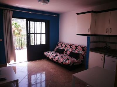 Photo for 1BR Apartment Vacation Rental in Taurito, CN