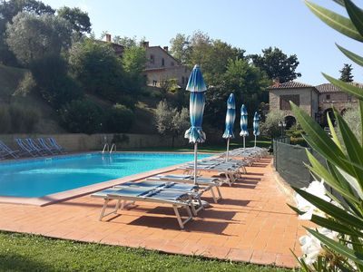 Photo for Tranquil Holiday Home in Volterra with Swimming Pool