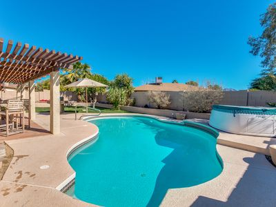 Ideal Location in North Scottsdale - Cozy & Well Equipped Residence w/Pool & Spa