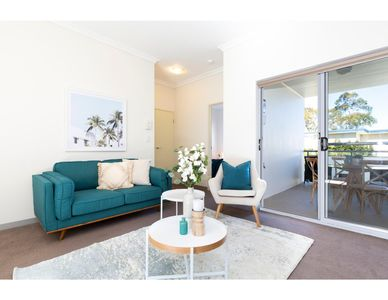 Photo for Light, bright and spacious unit close to beaches