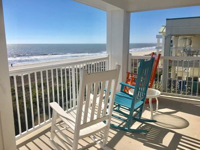 Photo for Oceanfront 4BR; In the Heart of IOP; Additional Condos Available