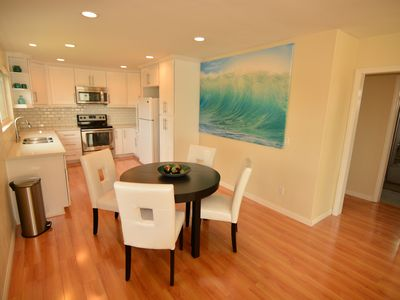 Photo for Luxury Family Condo, 1.5 block to the Beach, Baby Gear, A/C, Parking, BBQ, Patio