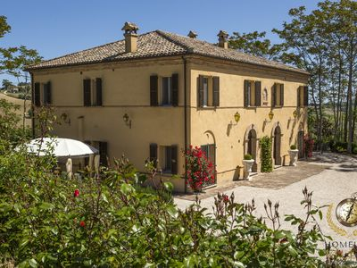 Photo for Villa San Marco, a manor house with private pool